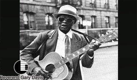 Gary Davis Pencetus Aliran Musik folk-blues di Village, Cambridge