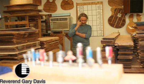 Salah Satu Pembuat Gitar Reverend Gary Davis Akan Pensiun