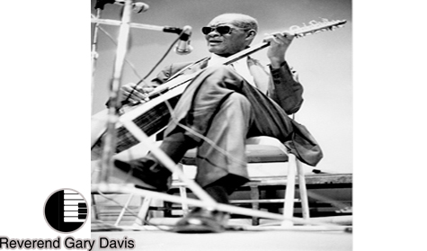Tutorial Bermain Gitar Seperti Reverend Gary Davis dari Ernie Hawkins