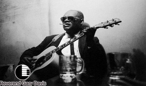 Dokumenter Musik Harlem Street Singer Reverend Gary Davis