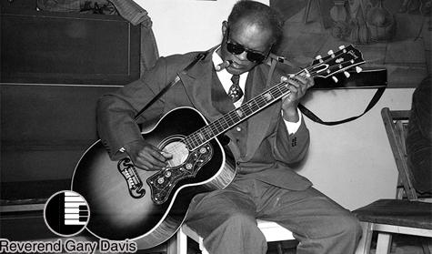 Tutorial Gitar Dari Ernie Hawkins Lagu Reverend Gary Davis 'Cocaine Blues'
