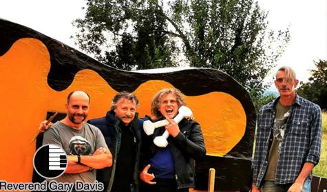 Reverend Gary Davis Termasuk Dalam Pengisi Acara Mura Blues Festival